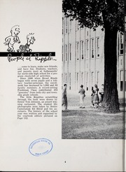 Page 8, 1951 Edition, Broad Ripple High School - Riparian Yearbook (Indianapolis, IN) online yearbook collection