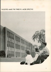 Page 11, 1955 Edition, Broad Ripple High School - Riparian Yearbook (Indianapolis, IN) online yearbook collection