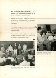 Page 12, 1955 Edition, Broad Ripple High School - Riparian Yearbook (Indianapolis, IN) online yearbook collection