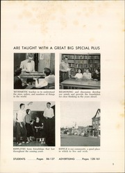 Page 9, 1955 Edition, Broad Ripple High School - Riparian Yearbook (Indianapolis, IN) online yearbook collection