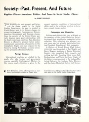 Page 11, 1957 Edition, Broad Ripple High School - Riparian Yearbook (Indianapolis, IN) online yearbook collection
