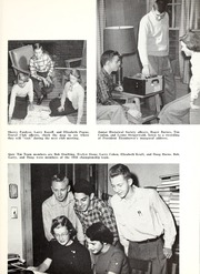 Page 13, 1957 Edition, Broad Ripple High School - Riparian Yearbook (Indianapolis, IN) online yearbook collection