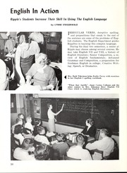 Page 14, 1957 Edition, Broad Ripple High School - Riparian Yearbook (Indianapolis, IN) online yearbook collection