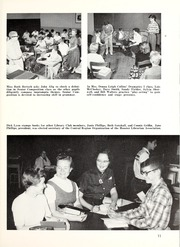 Page 15, 1957 Edition, Broad Ripple High School - Riparian Yearbook (Indianapolis, IN) online yearbook collection