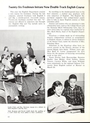 Page 16, 1957 Edition, Broad Ripple High School - Riparian Yearbook (Indianapolis, IN) online yearbook collection