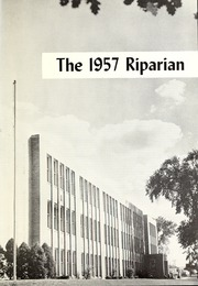 Page 5, 1957 Edition, Broad Ripple High School - Riparian Yearbook (Indianapolis, IN) online yearbook collection