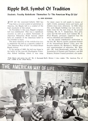 Page 8, 1957 Edition, Broad Ripple High School - Riparian Yearbook (Indianapolis, IN) online yearbook collection