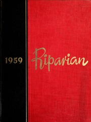 Page 1, 1959 Edition, Broad Ripple High School - Riparian Yearbook (Indianapolis, IN) online yearbook collection