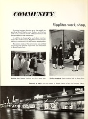 Page 10, 1959 Edition, Broad Ripple High School - Riparian Yearbook (Indianapolis, IN) online yearbook collection
