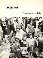 Page 14, 1959 Edition, Broad Ripple High School - Riparian Yearbook (Indianapolis, IN) online yearbook collection