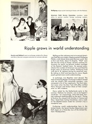 Page 16, 1959 Edition, Broad Ripple High School - Riparian Yearbook (Indianapolis, IN) online yearbook collection