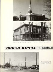 Page 8, 1959 Edition, Broad Ripple High School - Riparian Yearbook (Indianapolis, IN) online yearbook collection
