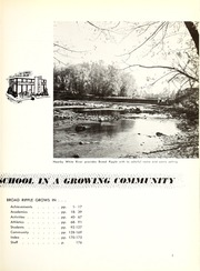 Page 9, 1959 Edition, Broad Ripple High School - Riparian Yearbook (Indianapolis, IN) online yearbook collection