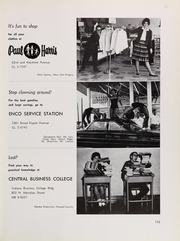 Page 137, 1964 Edition, Broad Ripple High School - Riparian Yearbook (Indianapolis, IN) online yearbook collection
