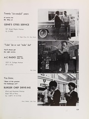 Page 143, 1964 Edition, Broad Ripple High School - Riparian Yearbook (Indianapolis, IN) online yearbook collection
