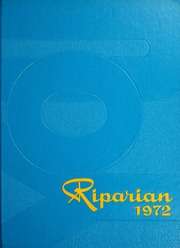 1972 Edition, Broad Ripple High School - Riparian Yearbook (Indianapolis, IN)