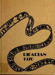 1976 Edition, Broad Ripple High School - Riparian Yearbook (Indianapolis, IN)