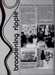 Page 6, 1978 Edition, Broad Ripple High School - Riparian Yearbook (Indianapolis, IN) online yearbook collection