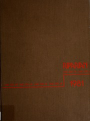 1981 Edition, Broad Ripple High School - Riparian Yearbook (Indianapolis, IN)