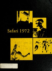 1972 Edition, R Nelson Snider High School - Safari Yearbook (Fort Wayne, IN)