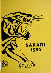 1980 Edition, R Nelson Snider High School - Safari Yearbook (Fort Wayne, IN)