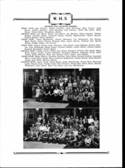 Page 13, 1938 Edition, Westfield High School - Shamrocket Yearbook (Westfield, IN) online yearbook collection