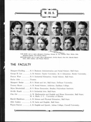 Page 6, 1938 Edition, Westfield High School - Shamrocket Yearbook (Westfield, IN) online yearbook collection