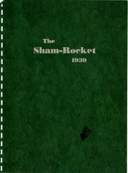 Page 1, 1939 Edition, Westfield High School - Shamrocket Yearbook (Westfield, IN) online yearbook collection