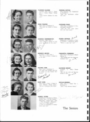 Page 11, 1939 Edition, Westfield High School - Shamrocket Yearbook (Westfield, IN) online yearbook collection