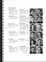 Page 8, 1939 Edition, Westfield High School - Shamrocket Yearbook (Westfield, IN) online yearbook collection
