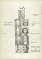 Page 6, 1946 Edition, Westfield High School - Shamrocket Yearbook (Westfield, IN) online yearbook collection