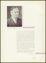 Page 15, 1936 Edition, Lew Wallace High School - Quill and Blade Yearbook (Gary, IN) online yearbook collection