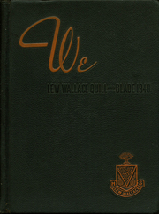 Page 1, 1940 Edition, Lew Wallace High School - Quill and Blade Yearbook (Gary, IN) online yearbook collection