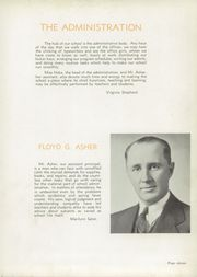 Page 15, 1940 Edition, Lew Wallace High School - Quill and Blade Yearbook (Gary, IN) online yearbook collection