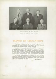 Page 16, 1940 Edition, Lew Wallace High School - Quill and Blade Yearbook (Gary, IN) online yearbook collection