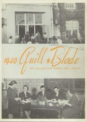 Page 7, 1940 Edition, Lew Wallace High School - Quill and Blade Yearbook (Gary, IN) online yearbook collection