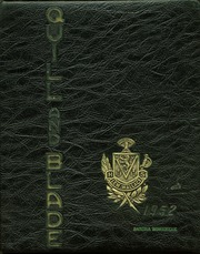 1952 Edition, Lew Wallace High School - Quill and Blade Yearbook (Gary, IN)