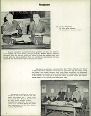 Page 10, 1952 Edition, Lew Wallace High School - Quill and Blade Yearbook (Gary, IN) online yearbook collection