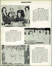 Page 16, 1952 Edition, Lew Wallace High School - Quill and Blade Yearbook (Gary, IN) online yearbook collection