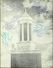 Page 8, 1952 Edition, Lew Wallace High School - Quill and Blade Yearbook (Gary, IN) online yearbook collection