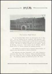Page 12, 1923 Edition, Rushville High School - Holcad Yearbook (Rushville, IN) online yearbook collection
