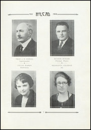 Page 15, 1923 Edition, Rushville High School - Holcad Yearbook (Rushville, IN) online yearbook collection