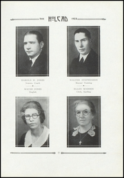 Page 17, 1923 Edition, Rushville High School - Holcad Yearbook (Rushville, IN) online yearbook collection