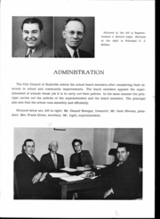 Page 15, 1950 Edition, Rushville High School - Holcad Yearbook (Rushville, IN) online yearbook collection