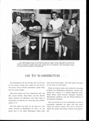 Page 17, 1950 Edition, Rushville High School - Holcad Yearbook (Rushville, IN) online yearbook collection