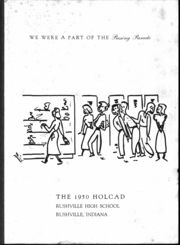 Page 2, 1950 Edition, Rushville High School - Holcad Yearbook (Rushville, IN) online yearbook collection