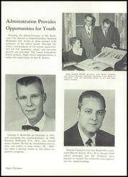 Page 17, 1959 Edition, Rushville High School - Holcad Yearbook (Rushville, IN) online yearbook collection