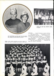 Page 16, 1962 Edition, Rushville High School - Holcad Yearbook (Rushville, IN) online yearbook collection