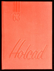 1963 Edition, Rushville High School - Holcad Yearbook (Rushville, IN)