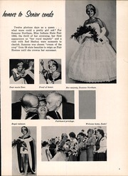 Page 9, 1963 Edition, Rushville High School - Holcad Yearbook (Rushville, IN) online yearbook collection